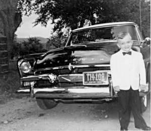Photo of 1956 plymouth savoy 4 door white over black sedan for 1956 plymouth savoy 4 door